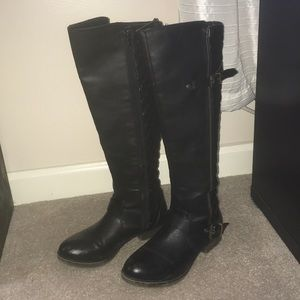 Equestrian Style Boots